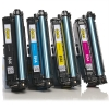 HP 654X / 654A toner 4-pack (123ink version)  130046