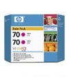 HP 70 (CB344A) magenta 2-pack (original HP) CB344A 030826