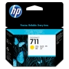 HP 711 (CZ132A) yellow ink cartridge (original HP) CZ132A 044200