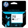HP 711 (CZ133A) black high-cap. ink cartridge (original HP) CZ133A 044202