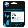 HP 712 (3ED71A) high capacity black ink cartridge (original HP) 3ED71A 093114