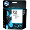HP 727 (B3P17A) photo black ink cartridge (original HP) B3P17A 044276