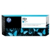 HP 727 (F9J76A) cyan extra high capacity ink cartridge (original HP) F9J76A 044508