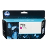 HP 728 (F9J66A) high capacity magenta ink cartridge (original HP) F9J66A 044492