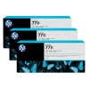 HP 771C (B6Y38A) light grey ink cartridge 3-pack (original HP) B6Y38A 044270