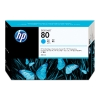 HP 80 (C4846A) high capacity cyan ink cartridge (original HP) C4846A 031145