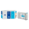HP 90 (C5061A) high capacity cyan ink cartridge (original HP) C5061A 030630