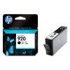 HP 920 (CD971AE) black ink cartridge (original HP) CD971AE 044014