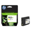 HP 953XL (F6U18AE) high capacity yellow ink cartridge (original)