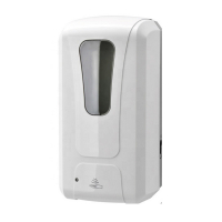 INGEN wall-mounted automatic dispenser  299132