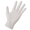 Latex powdered disposable glove, CE-marked, small (100 pieces)