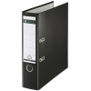 Leitz 1010 black A4 lever arch file, 80mm