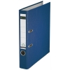 Leitz 1015 plastic binder, 50mm blue