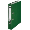 Leitz 1015 plastic binder, 50mm green