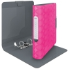 Leitz 1134 Retro Chic binder fuschia 50mm