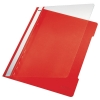 Leitz 41910025 red A4 semi-rigid project folder (25 pieces)