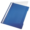 Leitz 41910035 blue A4 semi-rigid project folder (25 pieces)