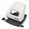 Leitz 5008 grey 2-Hole Punch, 3 mm/30 sheets