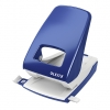 Leitz 5138 blue 2-Hole Punch, 4 mm/40 sheets