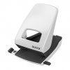 Leitz 5138 grey 2-Hole Punch, 4 mm/40 sheets