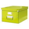 Leitz 6044 WOW metallic green medium storage box 60440064 211160