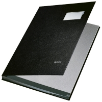 Leitz book with 10 compartments A4 black (PP cover) 57010095 202872