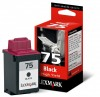 Lexmark 12A1975 (#75) black high-cap. ink cartridge (original Lexmark) 12A1975E 040025