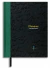Lismore A4 120 Page stitched hardcover notebook black (323)  246171