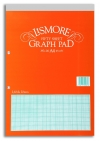 Lismore A4 graph pad 2.10.20mm, 50 pages (209)