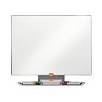 Nobo Classic magnetic whiteboard lacquered steel 180 x 120 cm 1902648 247086