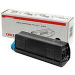 OKI 09004169 high capacity black toner (original) 09004169 035558