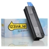 OKI 42127408 black toner (123ink version) 42127408C 035689