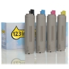 OKI 43865724/23/22/21 toner 4-pack (123ink version)  130066