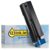 OKI 44574802 high-cap. black toner (123ink version) 44574802C 042649