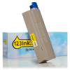 OKI 45396201 high capacity yellow toner (123ink version) 45396201C 036141