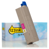 OKI 45396202 high capacity magenta toner (123ink version) 45396202C 036139