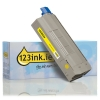 OKI 45396301 yellow toner (123ink version) 45396301C 036119