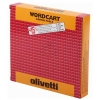 Olivetti 80670 black carbon ribbon (original) 80670 042024