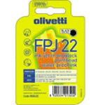 Olivetti B0042C (FPJ 22) water-resistant black ink cartridge (original) B0042C 042240