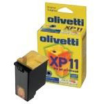 Olivetti B0288 (XP 11) low capacity black ink cartridge (original) B0288Q 042330