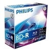 Philips Blu-Ray-R recordable 5 in jewel-case