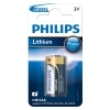 Philips CR123A Lithium battery