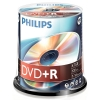 Philips DVD+R 100 in cakebox