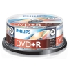 Philips DVD+R 25 in cakebox