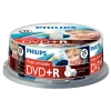 Philips DVD+R printable 25 in cakebox