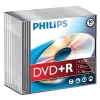 Philips DVD+R slimline box of 10