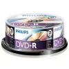 Philips DVD-R 25 in cakebox