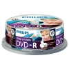 Philips DVD-R printable 25 in cakebox