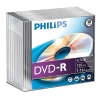 Philips DVD-R slimline box of 10