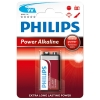 Philips Power Alkaline 6LR61 9V E-Block battery 6LR61P1B/10 098306